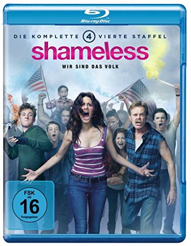 Shameless Staffel 4 [Blu-ray]