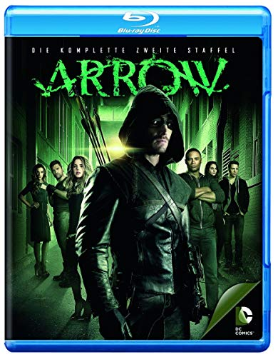 Arrow Staffel 2 (inkl. Digital Ultraviolet) [Blu-ray]
