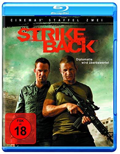 Strike Back Staffel 2 [Blu-ray]