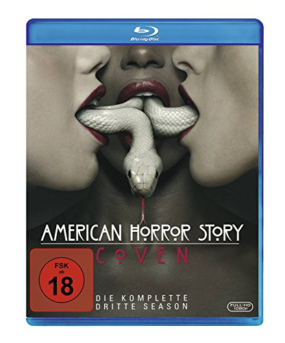 American Horror Story Staffel 3: Coven [Blu-ray]