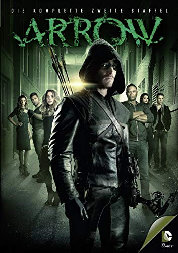 Arrow Staffel 2 (5 DVDs)