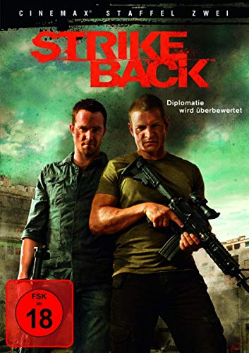 Strike Back Staffel 2 (4 DVDs)