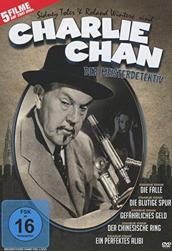 Charlie Chan Der Meisterdetektiv (2 DVDs)