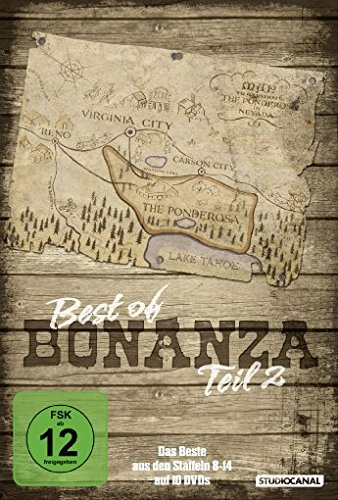 Bonanza Best of Bonanza, Teil 2 (10 DVDs)