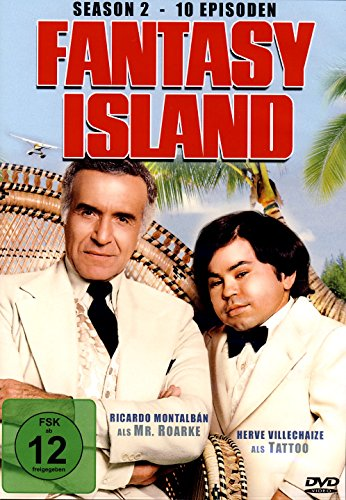 Fantasy Island DVD 2 (10 Episoden)