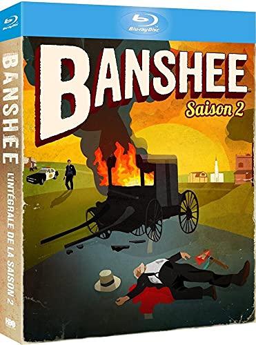 Banshee Staffel 2 [Blu-ray]