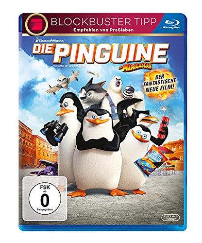 Die Pinguine aus Madagascar Der Film [Blu-ray]