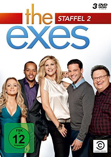 The Exes Staffel 2 (3 DVDs)