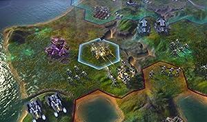 Screenshot: Sid Meier's Civilization - Beyond Earth