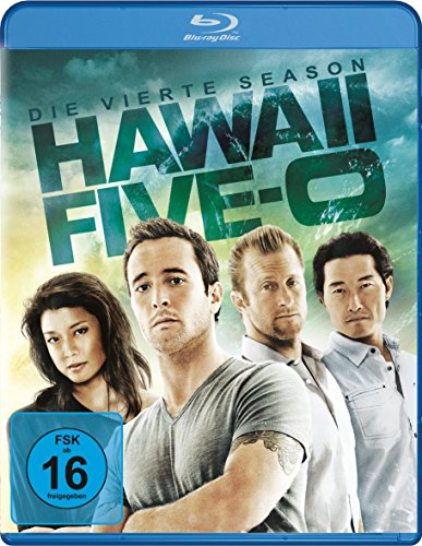 Hawaii Five-0 Season 4 [Blu-ray]