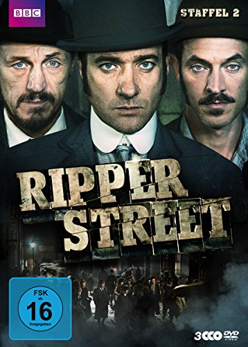 Ripper Street Staffel 2 (3 DVDs)