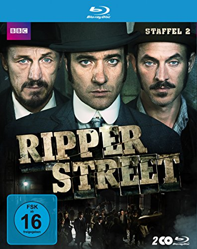 Ripper Street Staffel 2 [Blu-ray]
