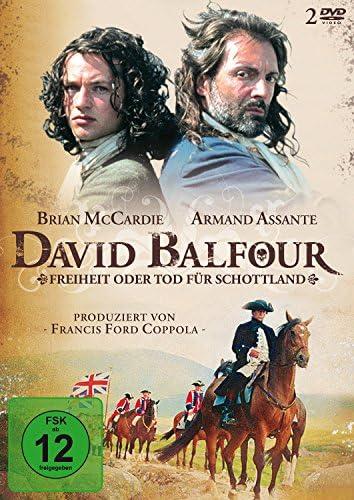 David Balfour - Freiheit oder Tod für Schottland (2 DVDs)