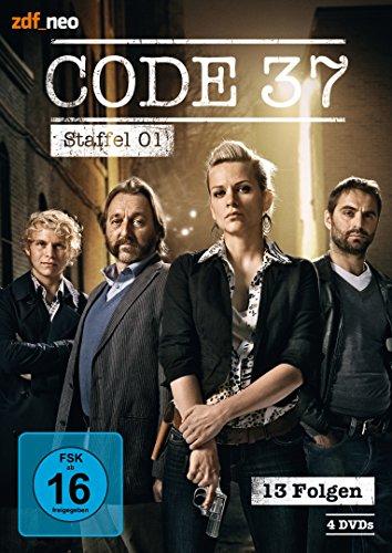Code 37 Staffel 1 (4 DVDs)