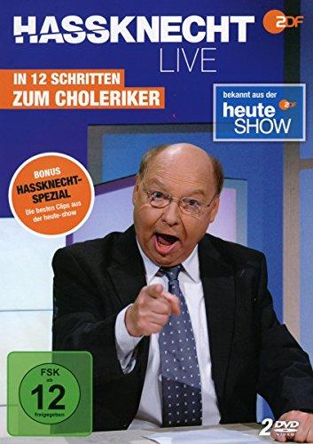 Gernot Hassknecht - In 12 Schritten zum Choleriker: Das Hassknecht-Prinzip (2 DVDs)
