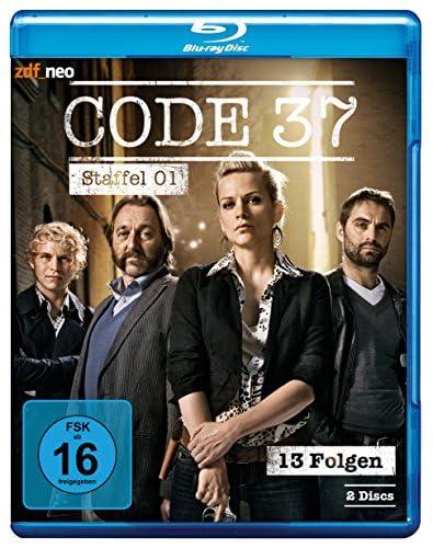 Code 37 Staffel 1 [Blu-ray]