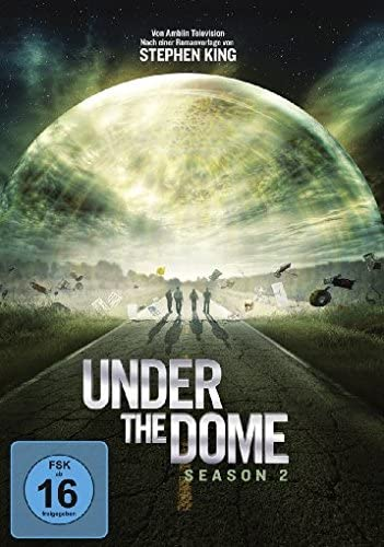 Under the Dome Staffel 2 (4 DVDs)