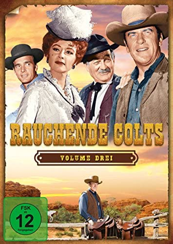 Rauchende Colts Volume 3 (9 DVDs)