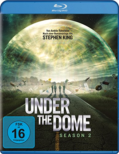 Under the Dome Staffel 2 [Blu-ray]