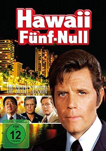 Hawaii Fünf-Null Staffel  7 (6 DVDs)