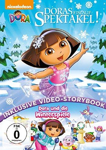 Dora Doras Eislauf Spektakel