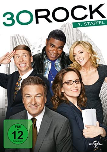 30 Rock Staffel 7 (2 DVDs)