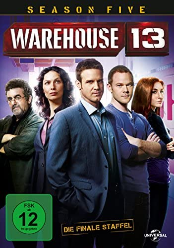 Warehouse 13 Season 5 (2 DVDs)