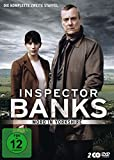 Inspector Banks - Staffel 2 (2 DVDs)