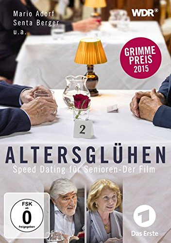 Altersglühen Speeddating für Senioren: Der Film