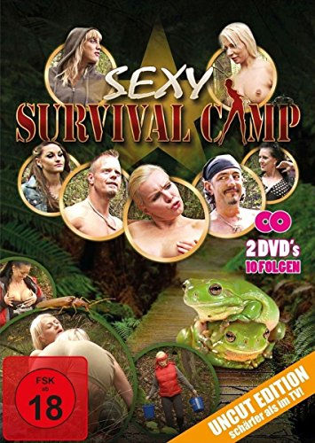 Sexy Survival Camp (Uncut Edition) (2 DVDs)