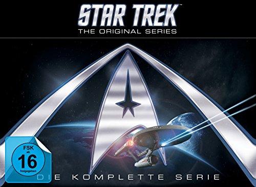Raumschiff Enterprise Die komplette Serie (23 DVDs)