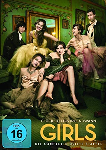 Girls Staffel 3 (2 DVDs)