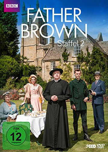 Father Brown Staffel 2 (3 DVDs)