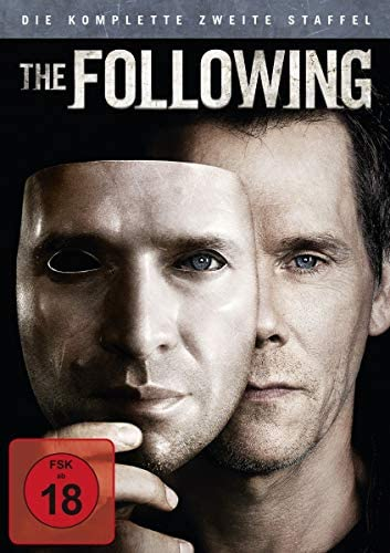 The Following Staffel 2 (4 DVDs)