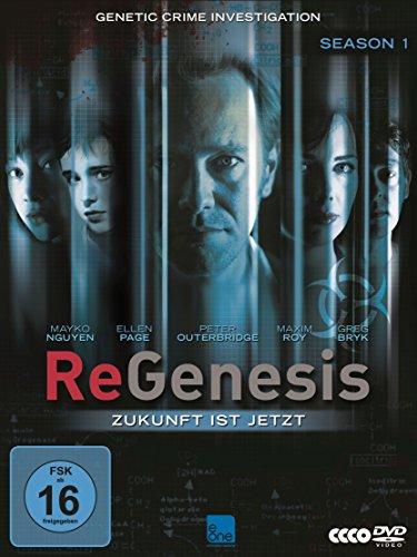 ReGenesis Season 1 (4 DVDs)