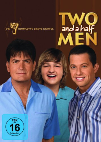Two and a Half Men Staffel  7 (4 DVDs)