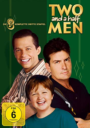Two and a Half Men Staffel  3 (4 DVDs)