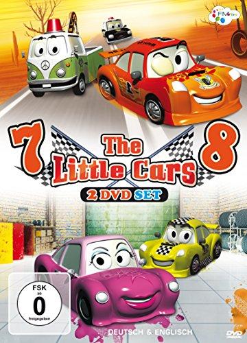 The Little Cars Box - Vol. 7+8 (2 DVDs)