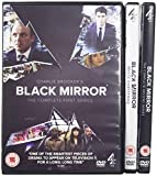 Charlie Brooker's Black Mirror - Series 1+2+Christmas Special (3 DVDs)