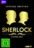 Sherlock - Staffel 3 (Special Edition) (3 DVDs)