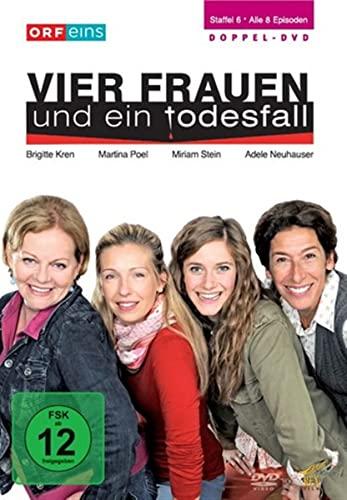 Vier Frauen und ein Todesfall Staffel 6 (2 DVDs)