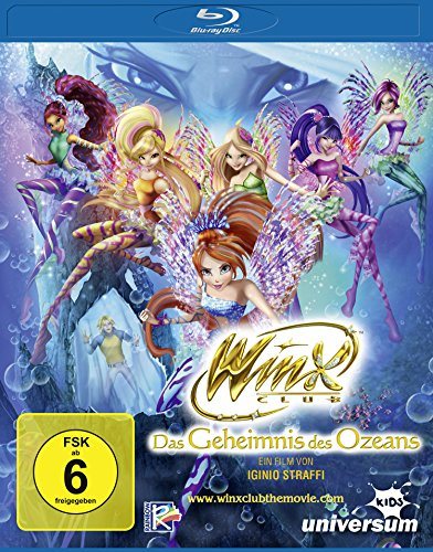 Winx Club Das Geheimnis des Ozeans [Blu-ray]
