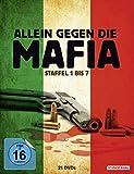 Allein gegen die Mafia - Staffel 1-7 (21 DVDs)