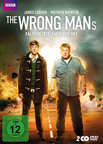 The Wrong Mans Series 1 [Blu-ray]