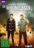 The Wrong Mans - Falsche Zeit, falscher Ort (2 DVDs)
