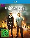 The Wrong Mans - Falsche Zeit, falscher Ort [Blu-ray]
