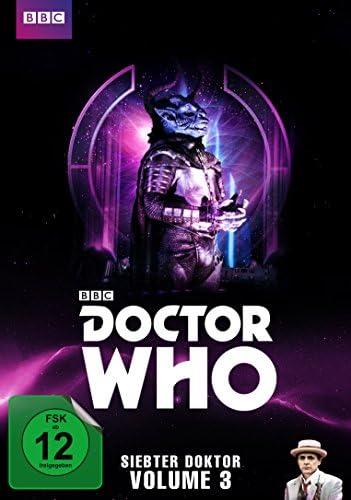 Doctor Who Siebter Doktor (Sylvester McCoy) Vol. 3 (7 DVDs)