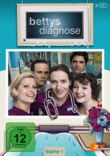 Bettys Diagnose Staffel 1 (3 DVDs)