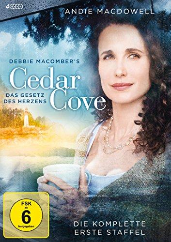 Cedar Cove - Das Gesetz des Herzens: Staffel 1 (4 DVDs)
