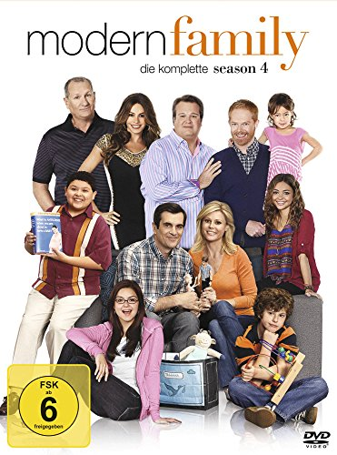 Modern Family Staffel 4 (3 DVDs)